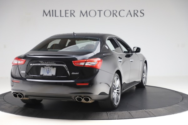 Used 2017 Maserati Ghibli S Q4 for sale Sold at Bentley Greenwich in Greenwich CT 06830 7
