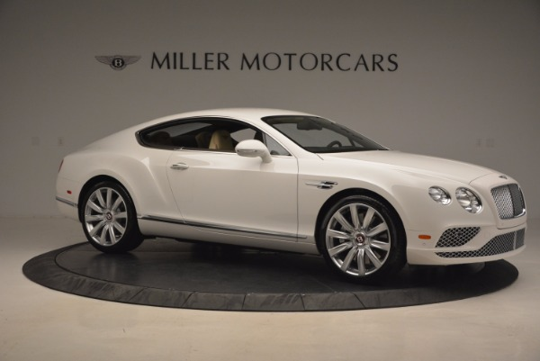 Used 2017 Bentley Continental GT V8 for sale Sold at Bentley Greenwich in Greenwich CT 06830 10