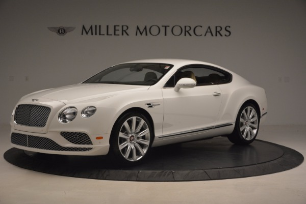 Used 2017 Bentley Continental GT V8 for sale Sold at Bentley Greenwich in Greenwich CT 06830 2