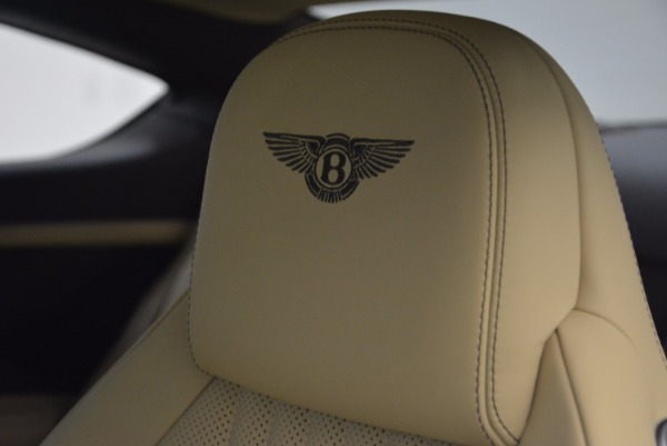 Used 2017 Bentley Continental GT V8 for sale Sold at Bentley Greenwich in Greenwich CT 06830 21