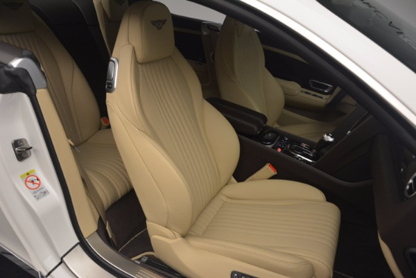 Used 2017 Bentley Continental GT V8 for sale Sold at Bentley Greenwich in Greenwich CT 06830 26