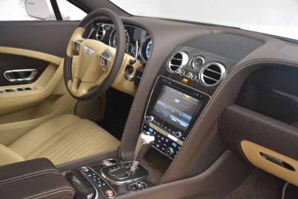 Used 2017 Bentley Continental GT V8 for sale Sold at Bentley Greenwich in Greenwich CT 06830 27