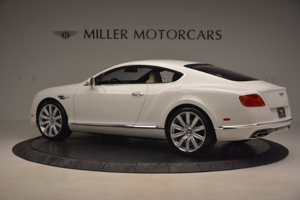 Used 2017 Bentley Continental GT V8 for sale Sold at Bentley Greenwich in Greenwich CT 06830 4