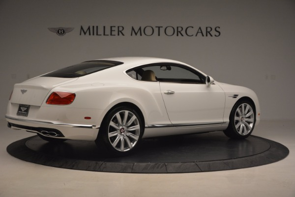 Used 2017 Bentley Continental GT V8 for sale Sold at Bentley Greenwich in Greenwich CT 06830 8