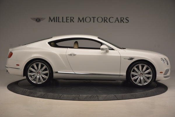 Used 2017 Bentley Continental GT V8 for sale Sold at Bentley Greenwich in Greenwich CT 06830 9
