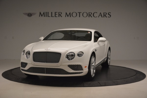 Used 2017 Bentley Continental GT V8 for sale Sold at Bentley Greenwich in Greenwich CT 06830 1