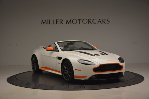Used 2017 Aston Martin V12 Vantage S Convertible for sale Sold at Bentley Greenwich in Greenwich CT 06830 11