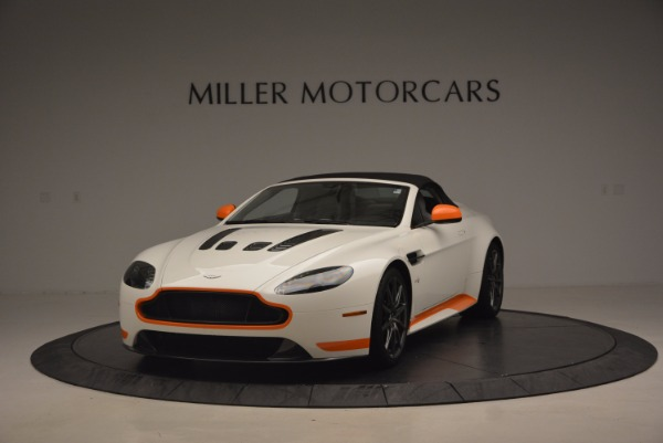 Used 2017 Aston Martin V12 Vantage S Convertible for sale Sold at Bentley Greenwich in Greenwich CT 06830 13