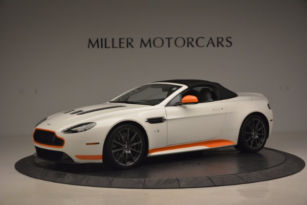 Used 2017 Aston Martin V12 Vantage S Convertible for sale Sold at Bentley Greenwich in Greenwich CT 06830 14