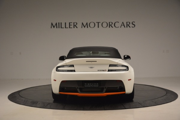 Used 2017 Aston Martin V12 Vantage S Convertible for sale Sold at Bentley Greenwich in Greenwich CT 06830 18