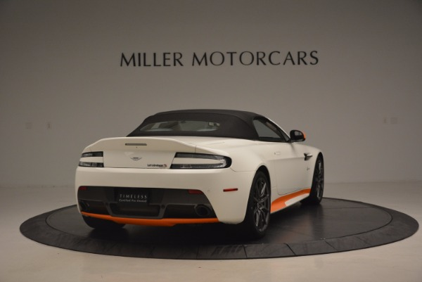 Used 2017 Aston Martin V12 Vantage S Convertible for sale Sold at Bentley Greenwich in Greenwich CT 06830 19