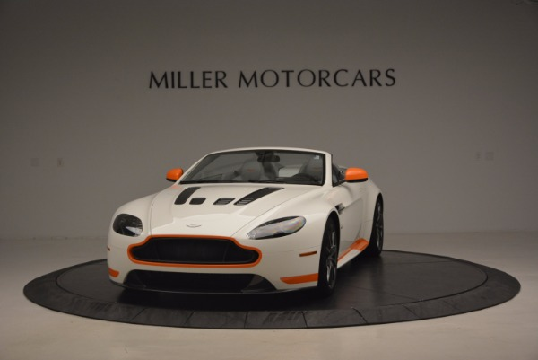 Used 2017 Aston Martin V12 Vantage S Convertible for sale Sold at Bentley Greenwich in Greenwich CT 06830 2