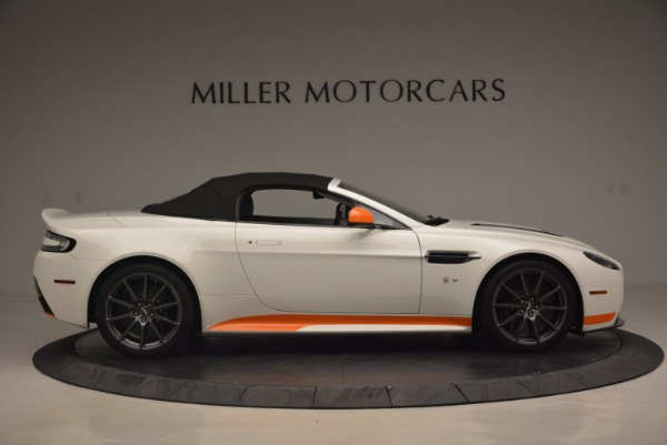 Used 2017 Aston Martin V12 Vantage S Convertible for sale Sold at Bentley Greenwich in Greenwich CT 06830 21