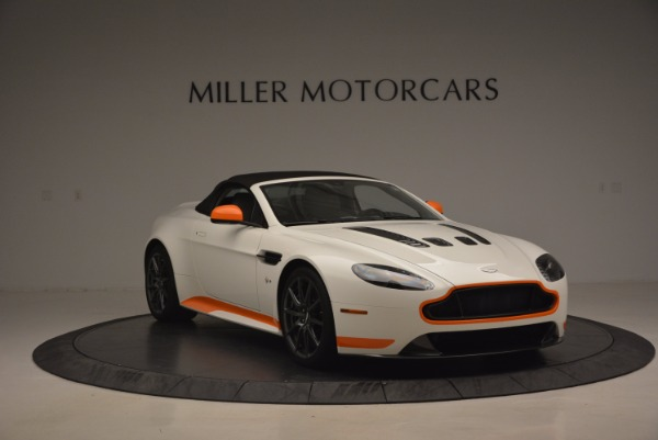 Used 2017 Aston Martin V12 Vantage S Convertible for sale Sold at Bentley Greenwich in Greenwich CT 06830 23