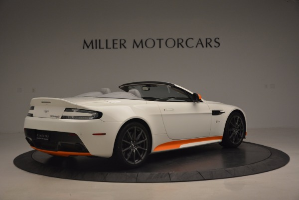 Used 2017 Aston Martin V12 Vantage S Convertible for sale Sold at Bentley Greenwich in Greenwich CT 06830 8