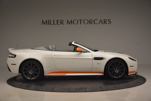 Used 2017 Aston Martin V12 Vantage S Convertible for sale Sold at Bentley Greenwich in Greenwich CT 06830 9