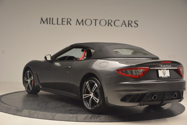 Used 2015 Maserati GranTurismo MC for sale Sold at Bentley Greenwich in Greenwich CT 06830 17