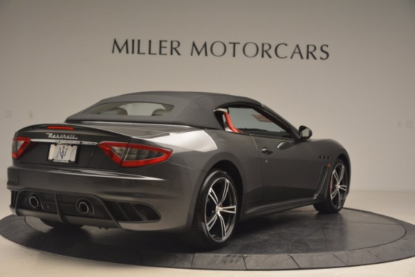 Used 2015 Maserati GranTurismo MC for sale Sold at Bentley Greenwich in Greenwich CT 06830 19