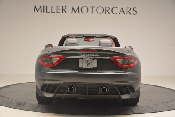 Used 2015 Maserati GranTurismo MC for sale Sold at Bentley Greenwich in Greenwich CT 06830 6