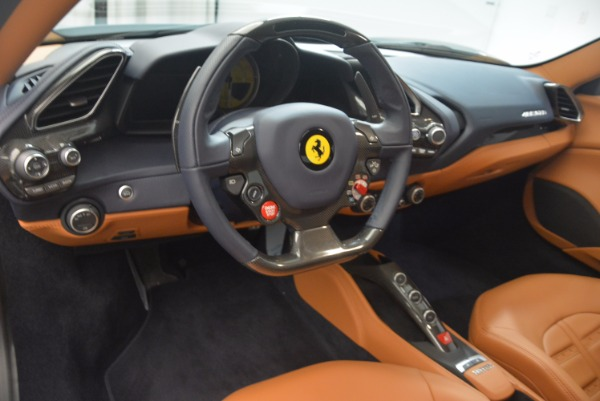 Used 2016 Ferrari 488 GTB for sale Sold at Bentley Greenwich in Greenwich CT 06830 16