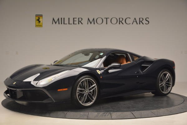 Used 2016 Ferrari 488 GTB for sale Sold at Bentley Greenwich in Greenwich CT 06830 2