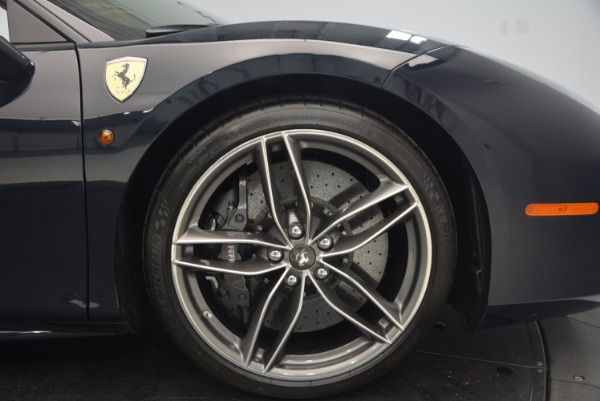 Used 2016 Ferrari 488 GTB for sale Sold at Bentley Greenwich in Greenwich CT 06830 22