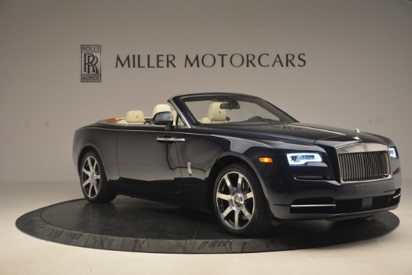 Used 2017 Rolls-Royce Dawn for sale $239,900 at Bentley Greenwich in Greenwich CT 06830 12