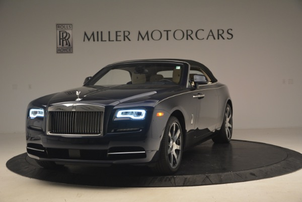 Used 2017 Rolls-Royce Dawn for sale $239,900 at Bentley Greenwich in Greenwich CT 06830 14