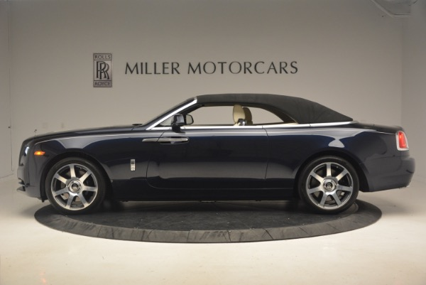 Used 2017 Rolls-Royce Dawn for sale $239,900 at Bentley Greenwich in Greenwich CT 06830 16