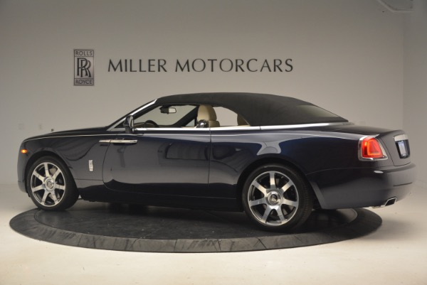 Used 2017 Rolls-Royce Dawn for sale $239,900 at Bentley Greenwich in Greenwich CT 06830 17