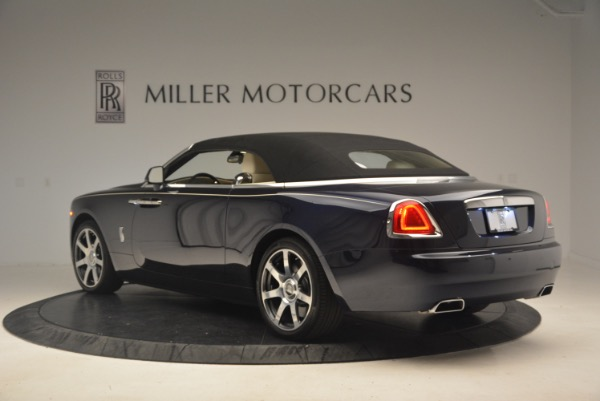 Used 2017 Rolls-Royce Dawn for sale $239,900 at Bentley Greenwich in Greenwich CT 06830 18