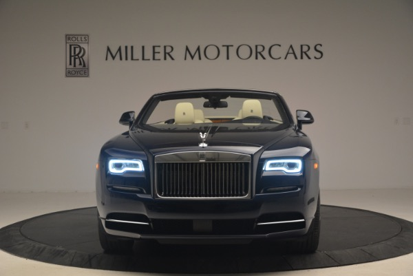 Used 2017 Rolls-Royce Dawn for sale $239,900 at Bentley Greenwich in Greenwich CT 06830 2
