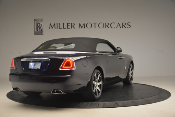 Used 2017 Rolls-Royce Dawn for sale $239,900 at Bentley Greenwich in Greenwich CT 06830 20