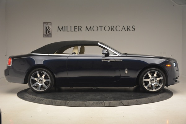 Used 2017 Rolls-Royce Dawn for sale $239,900 at Bentley Greenwich in Greenwich CT 06830 22