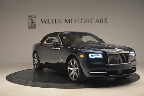 Used 2017 Rolls-Royce Dawn for sale $239,900 at Bentley Greenwich in Greenwich CT 06830 24