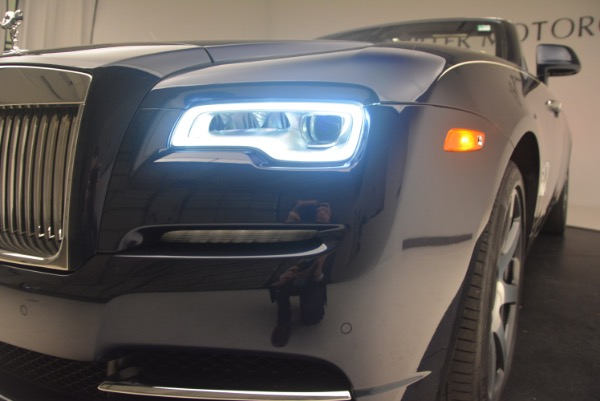 Used 2017 Rolls-Royce Dawn for sale $239,900 at Bentley Greenwich in Greenwich CT 06830 26