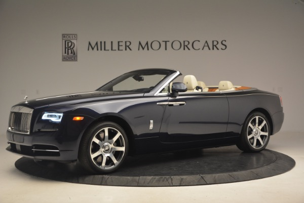 Used 2017 Rolls-Royce Dawn for sale $239,900 at Bentley Greenwich in Greenwich CT 06830 3