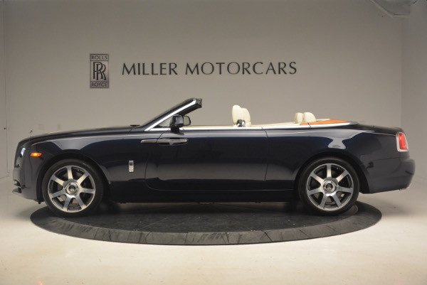Used 2017 Rolls-Royce Dawn for sale $239,900 at Bentley Greenwich in Greenwich CT 06830 4