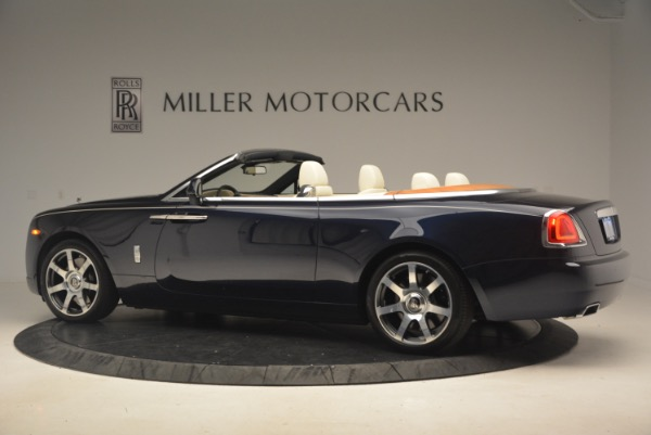Used 2017 Rolls-Royce Dawn for sale $239,900 at Bentley Greenwich in Greenwich CT 06830 5