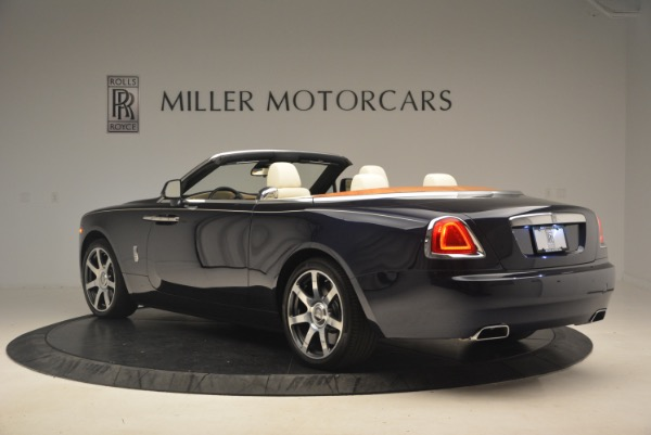 Used 2017 Rolls-Royce Dawn for sale $239,900 at Bentley Greenwich in Greenwich CT 06830 6