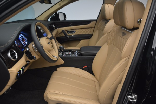 Used 2017 Bentley Bentayga for sale Sold at Bentley Greenwich in Greenwich CT 06830 22