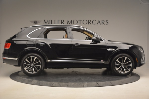 Used 2017 Bentley Bentayga for sale Sold at Bentley Greenwich in Greenwich CT 06830 9
