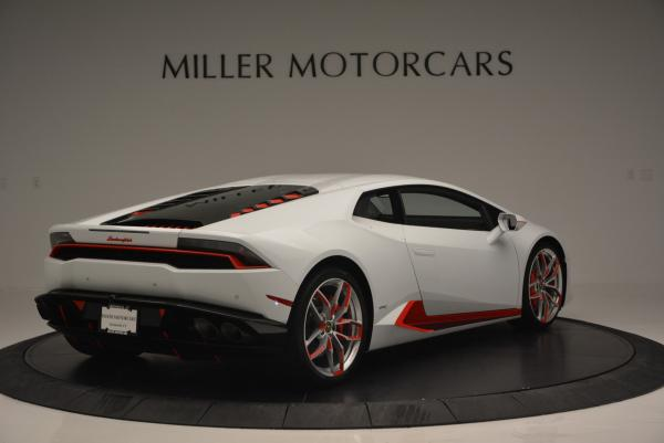 Used 2015 Lamborghini Huracan LP610-4 for sale Sold at Bentley Greenwich in Greenwich CT 06830 10