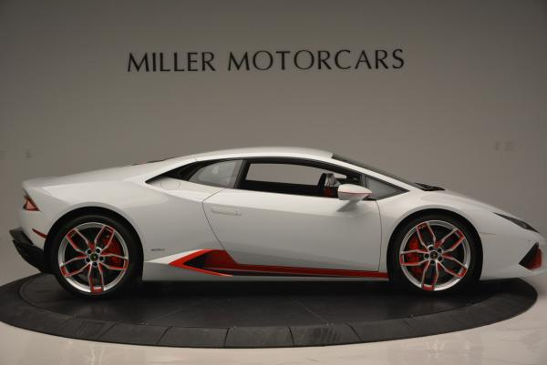 Used 2015 Lamborghini Huracan LP610-4 for sale Sold at Bentley Greenwich in Greenwich CT 06830 11