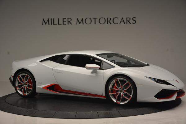 Used 2015 Lamborghini Huracan LP610-4 for sale Sold at Bentley Greenwich in Greenwich CT 06830 12