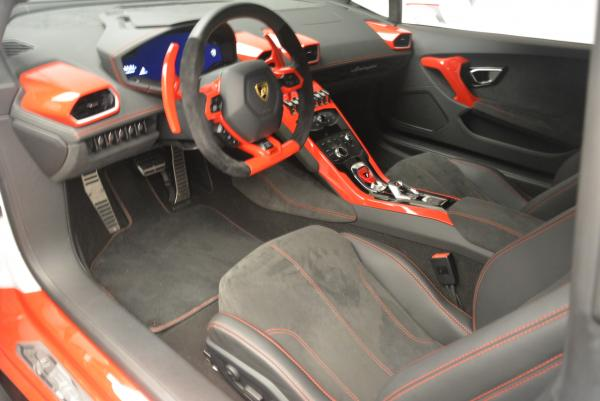 Used 2015 Lamborghini Huracan LP610-4 for sale Sold at Bentley Greenwich in Greenwich CT 06830 14