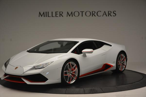 Used 2015 Lamborghini Huracan LP610-4 for sale Sold at Bentley Greenwich in Greenwich CT 06830 2