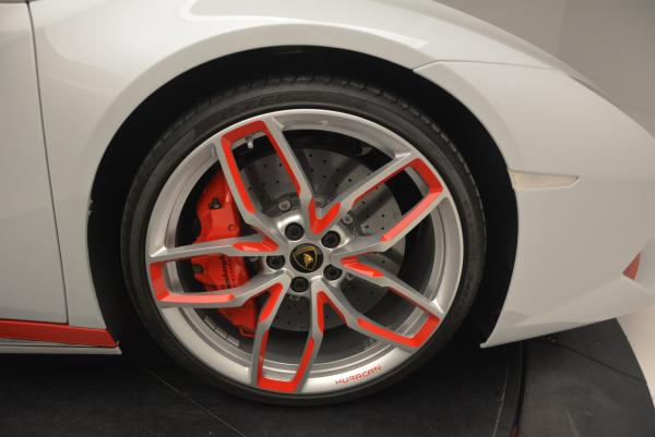 Used 2015 Lamborghini Huracan LP610-4 for sale Sold at Bentley Greenwich in Greenwich CT 06830 21