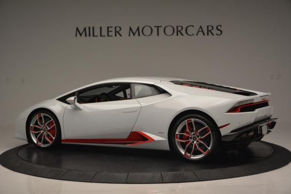 Used 2015 Lamborghini Huracan LP610-4 for sale Sold at Bentley Greenwich in Greenwich CT 06830 4