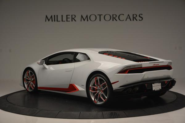 Used 2015 Lamborghini Huracan LP610-4 for sale Sold at Bentley Greenwich in Greenwich CT 06830 5